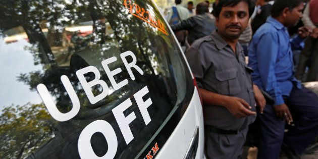 Delhi HC To Decide Whether Ola And Uber Drivers Are