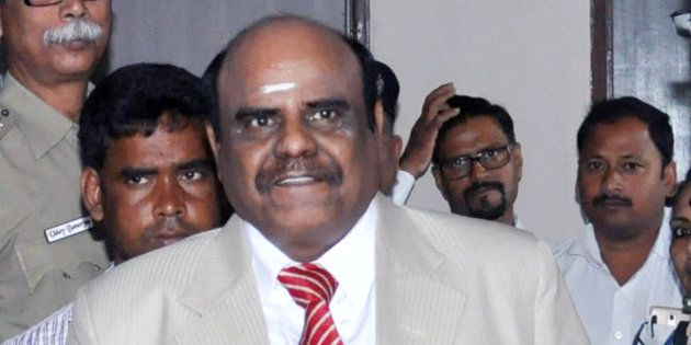 Justice CS Karnan 'Sentences' Chief Justice, 7 Supreme Court Judges To 5 Years In