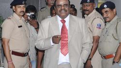 Supreme Court Sentences Calcutta High Court Justice Karnan To Jail For Six Months In Contempt