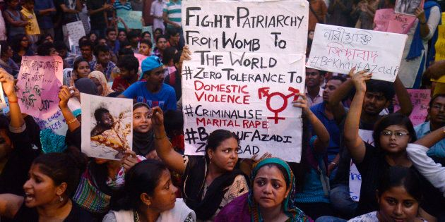 SC's Stand On Marital Rape Is Not Only Anti-Women But Also Dilutes Child