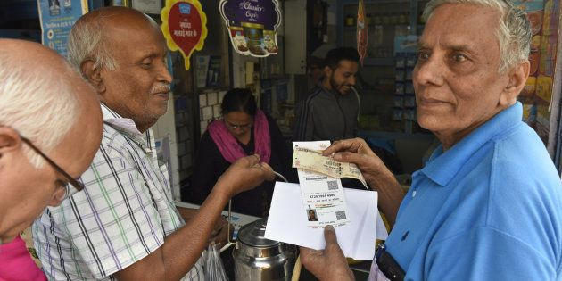 Exchange Limit On ₹500 And ₹1,000 Notes Reduced To ₹2,000; Relief Schemes Introduced For