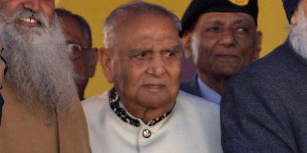 Former J&K Governor Lt Gen Srinivas Kumar Sinha Passes