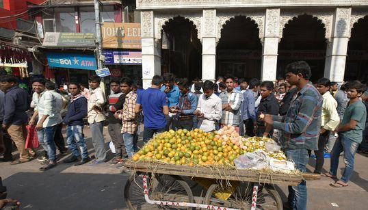 We Spoke To Street Vendors And Auto Drivers About Demonetisation And Most Of Them Aren't