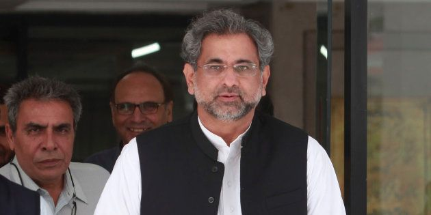 Pak PM Shahid Khaqan Abbasi Blames India's 'Expansionist Designs' For Impasse In