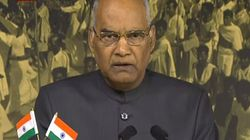 Full Text Of President Ram Nath Kovind's Maiden Independence Day