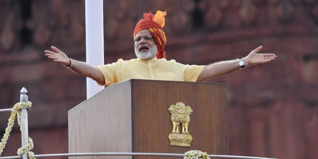 Key Takeaways From PM Modi's Speech On The 71st Independence