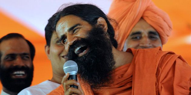 Baba Ramdev has put his foot in mouth