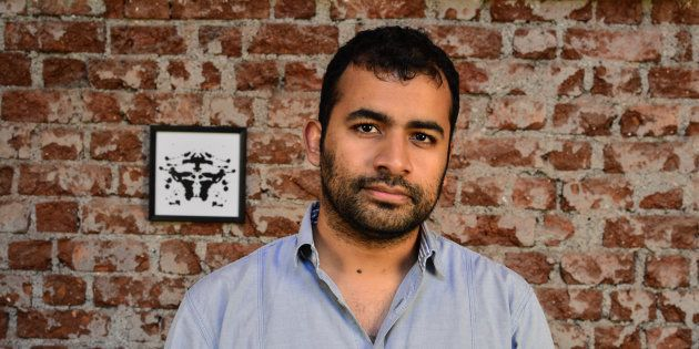 Vijay Nair, 33, is the founder of media company Only Much Louder