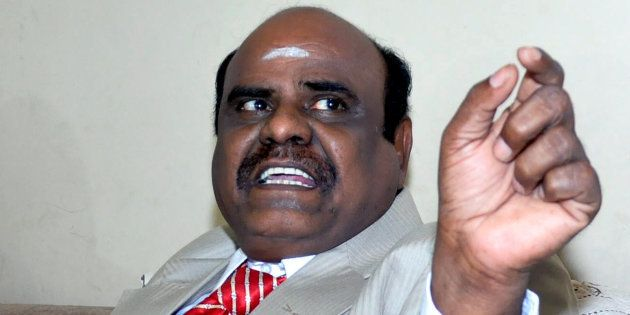 Justice Karnan 'Goes Missing' After Being Sentenced To Jail In Contempt