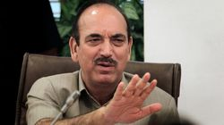 Congress-BJP Members Clash In Rajya Sabha Over Ghulam Nabi Azad's Expunged
