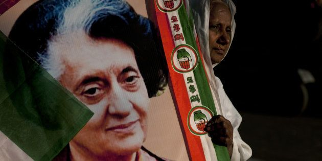 Would Need Couple Of Rebirths To Tell Indira Gandhi's Story, Says Sonia