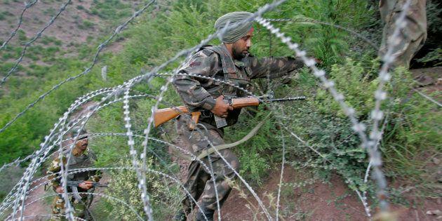 BSF Jawan Injured As Pakistan Violates Ceasefire Again In