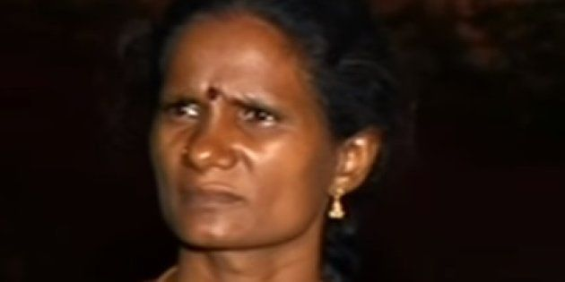 Tamil Nadu Woman Begs For Forgiveness For Husband From The Family Of Man He Killed In