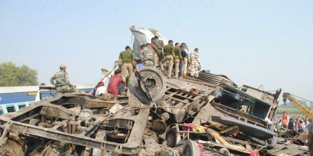 Indore-Patna Express Tragedy: 142 Killed, Questions Raised About Railway Safety