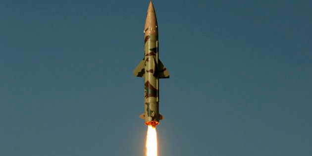 India Successfully Conducts Twin Trial Of Prithvi-II Missile In