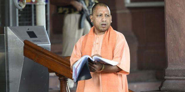 UP CM Yogi Adityanath Wants To 'Expose Those Who Distorted
