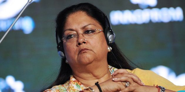Dear Vasundhara Raje, Holding The BJP Accountable For Cow Vigilantism Is Not