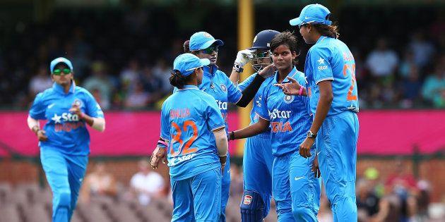 Deepti Sharma Hits A Stunning 188 To Set Up India's Massive 249-Run Win Over