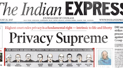 What The Front Pages Of Newspapers Looked Like A Day After Privacy Was Made A Fundamental