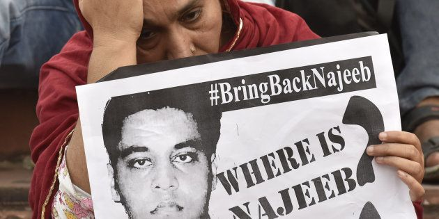 In Major Blow For Delhi Police, Case Of Missing JNU Student Najeeb Ahmed Transferred To