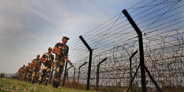 Indian Army Launches Counter-Attack On Pakistan Along The