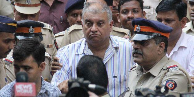 After Karti Chidambaram, CBI Now Raids Peter Mukerjea's
