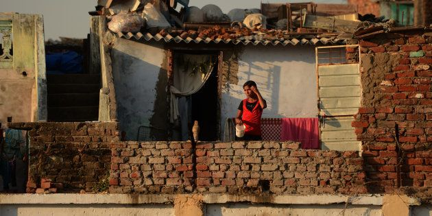 Man Pushed Wife Off Rooftop In UP After She Refused To Dance With Him At