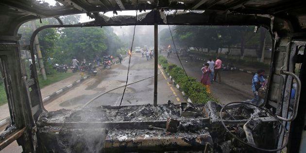 At Least 30 Dead, 200 Injured, As Dera Sacha Sauda Followers Clash With