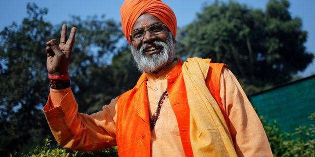 BJP's Sakshi Maharaj Defends Rape Convict Ram Rahim Singh, Blames