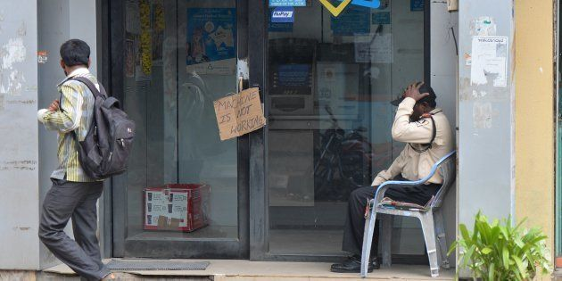 Cash Crunch In Bengaluru's ATMs After Ransomware Cyber