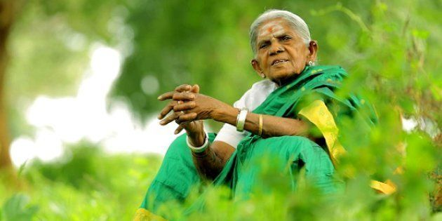 105-Year-Old Indian Environmentalist Saalumarada Thimmakka Is One Of BBC's 100 Most Influential