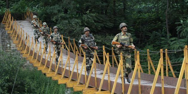 Pakistan Violates Ceasefire In J&K's Balakote Sector, Shelling Affected More Than 10,000