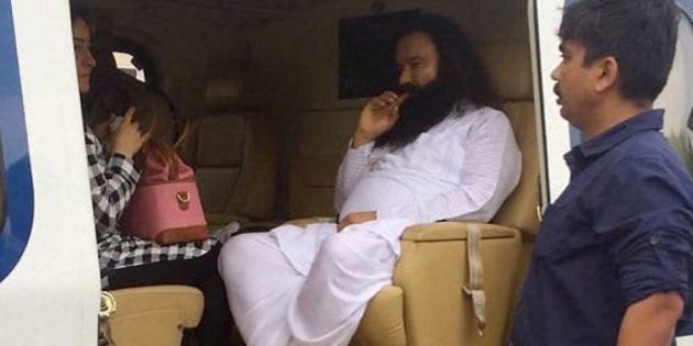 Sedition, Attempt To Murder Charges Filed Against 5 Haryana Cops For Trying To Help Gurmeet Ram Rahim