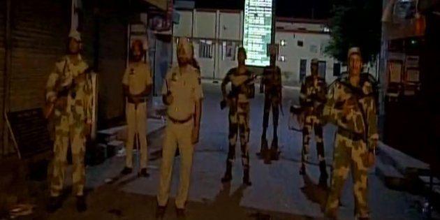 Ahead Of Gurmeet Ram Rahim Singh's Sentencing, Shoot At Sight Orders Announced In