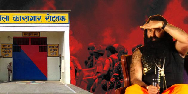 LIVE: Dera Sacha Sauda Chief Gurmeet Ram Rahim Singh Gets 20 Years In Jail For Raping Two