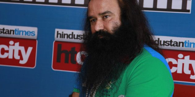 The head of the India-based socio-spiritual organisation Dera Sacha Sauda, Gurmeet Ram Rahim