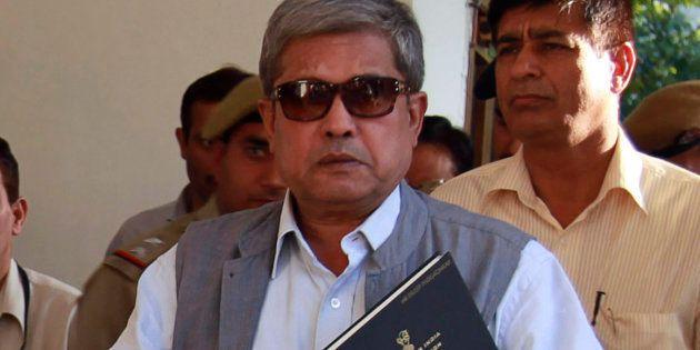 File photo of senior journalist Dileep