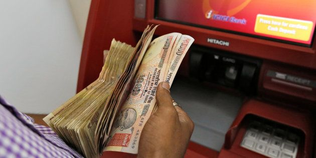 Govt May Levy 50% Tax On Unexplained Deposits, With A Quarter Under Lock-In Period Of Four