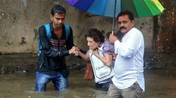 On A Day Of Heavy Rain, How Strangers In Mumbai Opened Their Hearts And Homes To Help One
