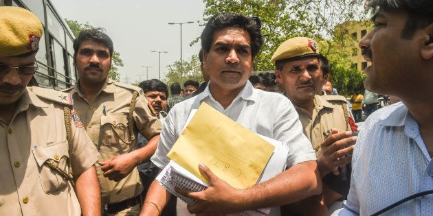Delhi Businessman Says He Donated ₹2 Crore To AAP, Rubbishes Kapil Mishra's