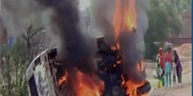 6 People Killed By Mob In Jharkhand On Suspicion Of Kidnapping Local
