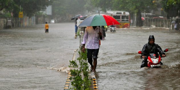 India's Urban Floods Are More Acts Of Man Than