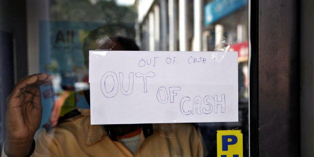 Three Weeks On, Only About 10% Of Cash Put Out Of Circulation By Demonetisation Has Been Replaced: