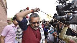 People Should Not Hesitate To Say 'Bharat Mata Ki Jai', Says Minister Giriraj