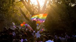 Thousands March In Delhi's Queer Pride Parade For Equality And A Life Without
