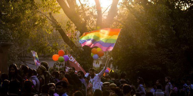 Delhi Queer Pride Parade: Thousands March For Equality And A Life Without