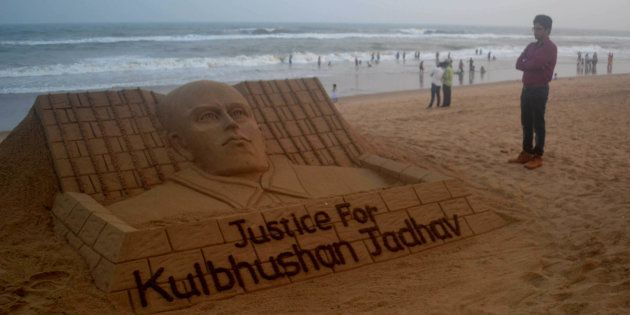 Pakistan Files Petition With ICJ To Rehear The Kulbhushan Jadhav