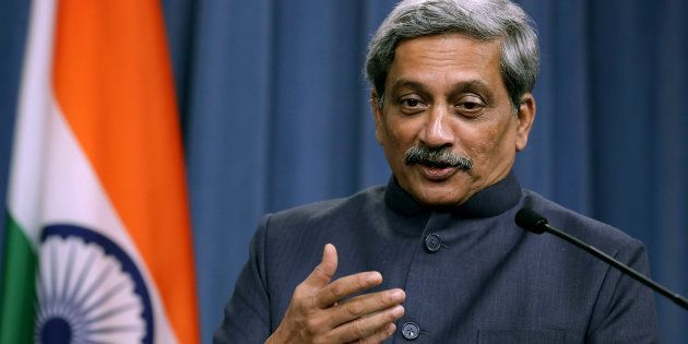 Was Shivering On First Day In Office As Defence Minister, Says Manohar