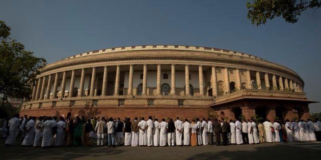 Opposition Protests Over Demonetisation Continue, Rajya Sabha Adjourned Till
