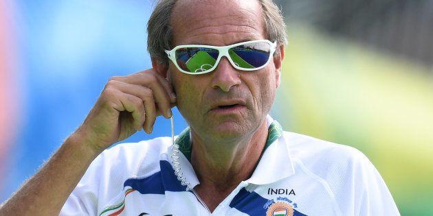 Hockey India Sacks National Coach Roelant Oltmans For The Team's
